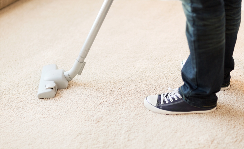 Carpet Cleaning: A Deeper Look
